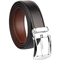 Kesari Men's Leather Reversible Belt