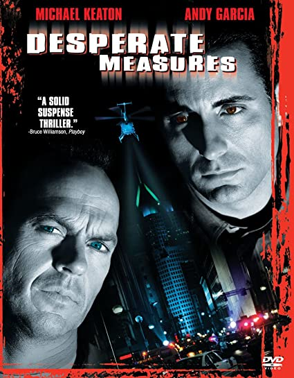 Desperate Measures Amazon In Brian Cox Michael Keaton Andy Garcia Barbet Shroeder Brian Cox Michael Keaton Movies Tv Shows Desperate measures is a quest in the elder gods series and the sequel to desperate times. brian cox michael keaton andy garcia
