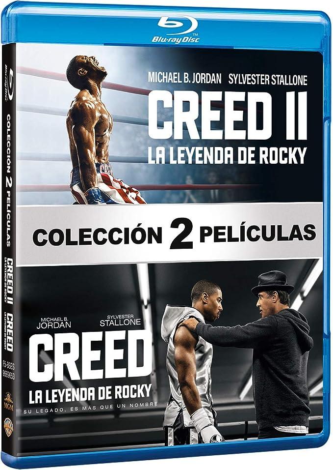 Pack Creed + Creed Ii.La Leyenda De Rocky