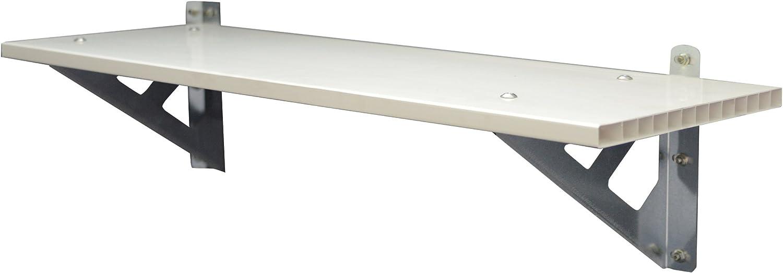 Palram Skylight Shelf Kit, Tan