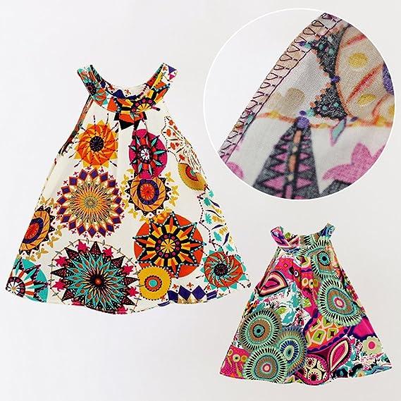 d14a0ac4a Amazon.com: MIOIM Baby Girls Toddler Flower Princess Dress Party Tulle Tutu  Dress: Clothing