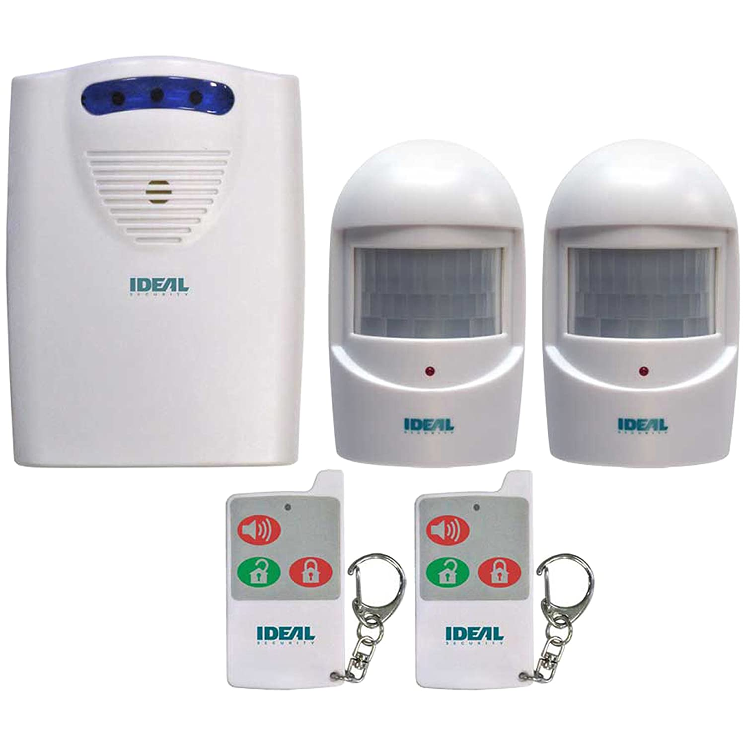 3. Ideal Security SK6 Wireless Motion Sensor Kit