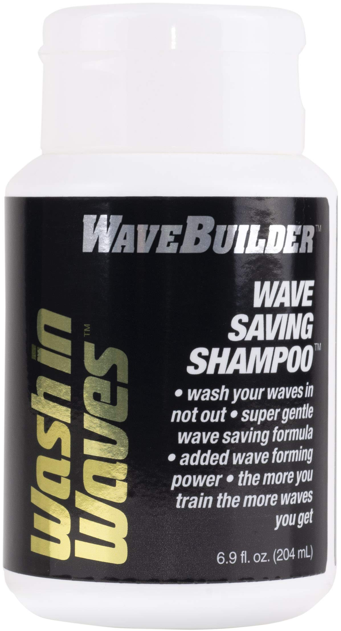 Wavebuilder Wash in Waves Wave Saving Shampoo