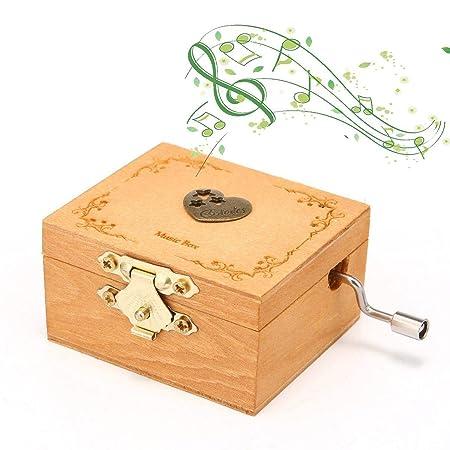 Teepao Harry Potter Caja de música, (Castillo en el Cielo), Hecho ...