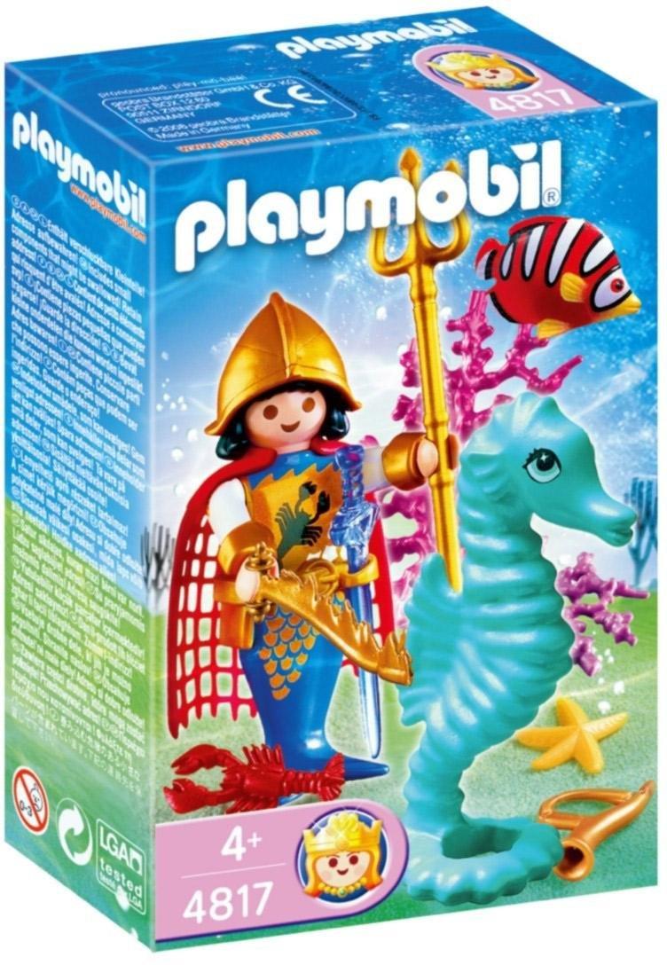 Playmobil Ocean Prince 4817