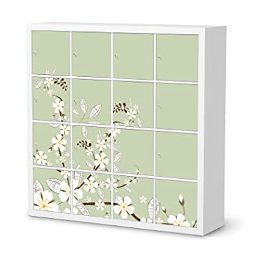 Creatisto Dekoration Für IKEA Kallax Regal 16 Türelemente | Klebefolie  Möbel Aufkleber Folie Möbeltattoo |