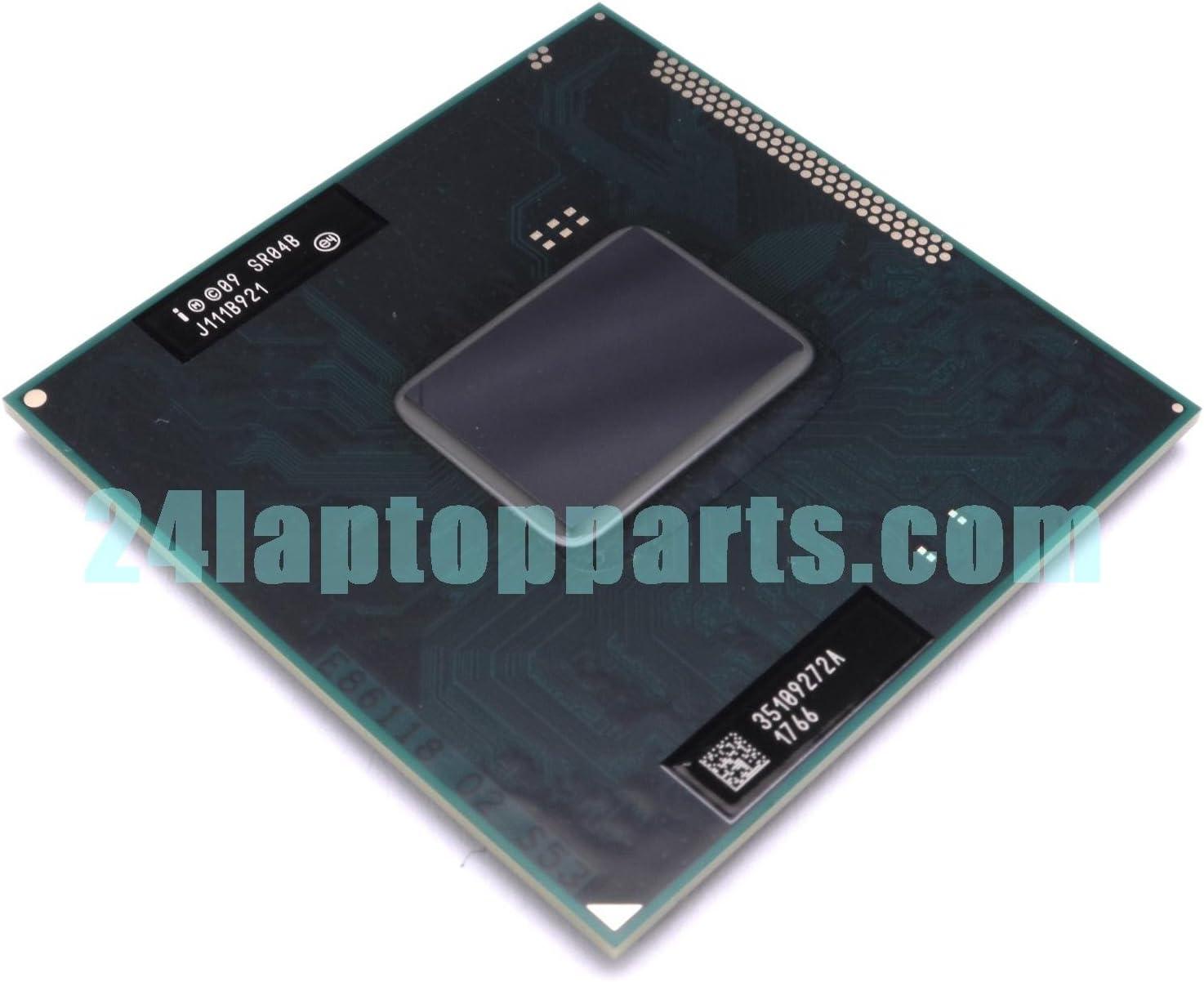 Intel Core i5-2410M 2.3ghz 3MB cache Genuine SR04B CPU processor