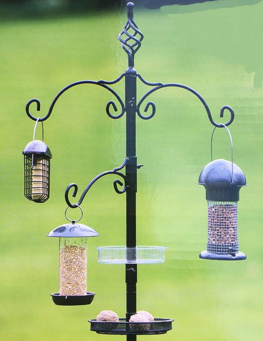 Deluxe Bird Feeding Station Tom Chambers
