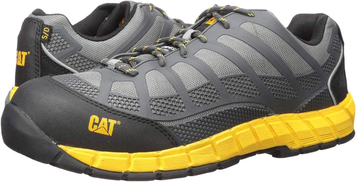 Caterpillar Mens Streamline ESD Comp Toe Work Shoe
