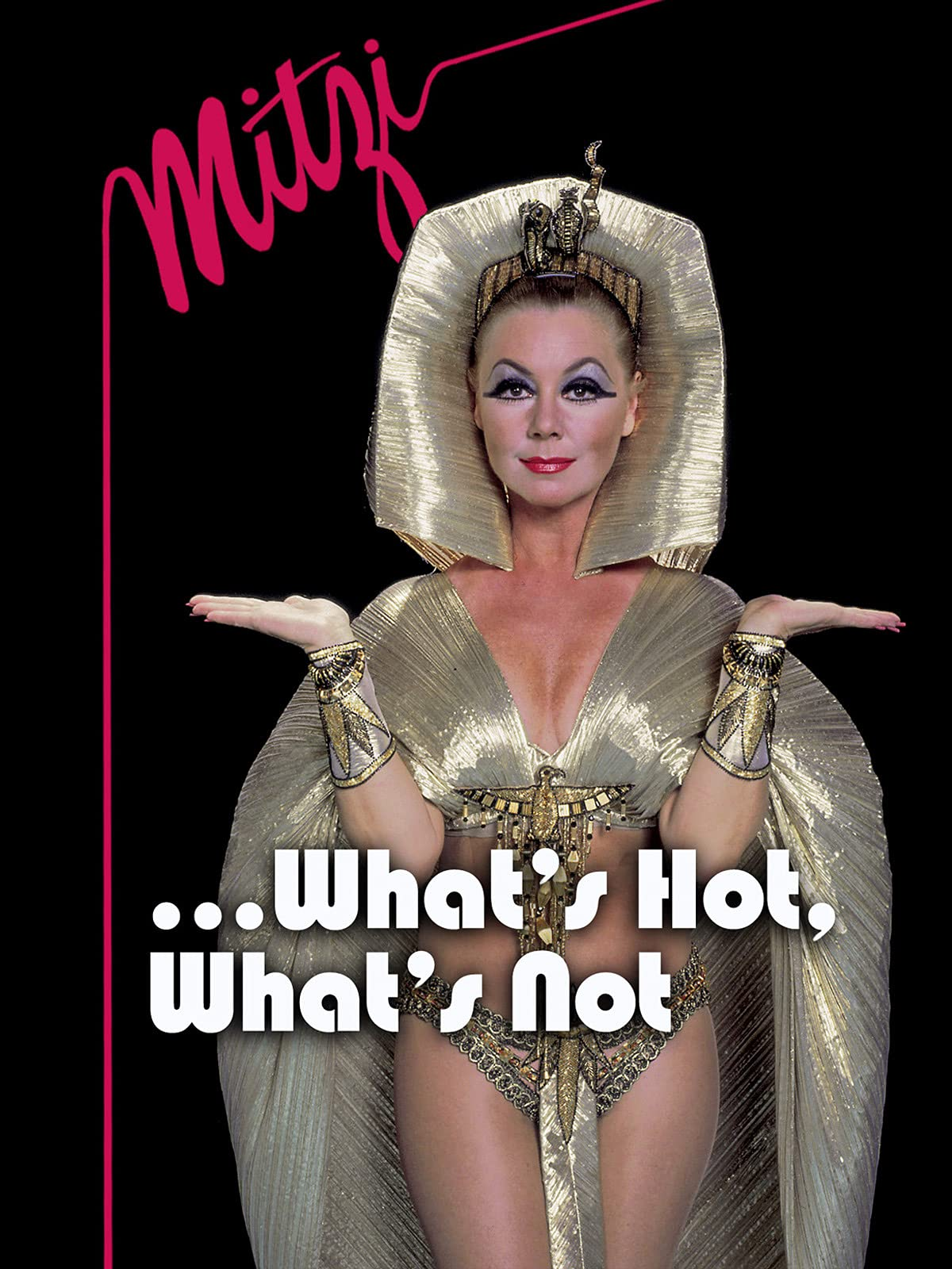 Mitzi... What's Hot, What's Not on Amazon Prime Video UK