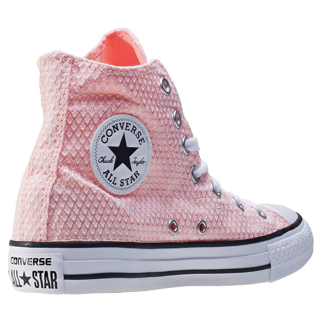 Converse Damen Ctas Pink Hi Sneakers Pink Ctas 637f05