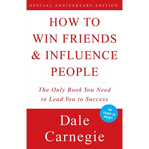 How To Win Friends Influence People Dale Carnegie 8937485909400