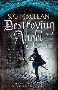 Destroying Angel: Damian Seeker 3 (Captain Damian Seeker)