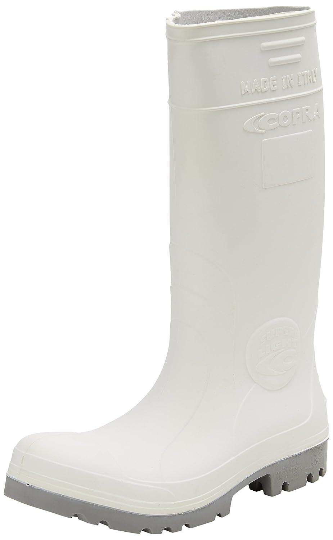 Cofra 00010–042.w46 Größe 46 S5 CI SRC  Galaxy Gummistiefel – Weiß