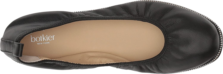 botkier Womens Mason Ballet B078HGRP17 8.5 B(M) US Black Leather