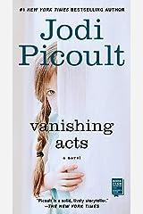 Vanishing Acts Kindle Edition