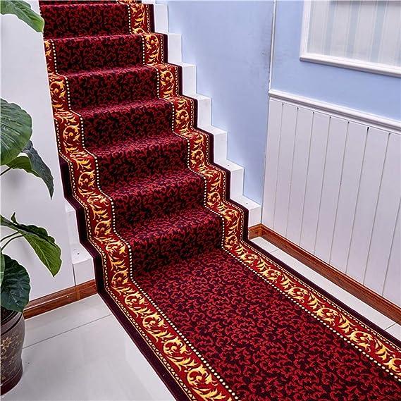 Size : 60/×100cm Washable//Cuttable Carpet Runner Grey and Yellow Hotel Hallway Non Slip Area Rug 60cm//80cm//100cm//120cm//140cm Wide
