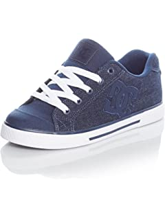 DC Shoes Magnolia Se, Sneakers Basses Femme, Noir (Black/White), 41 EU