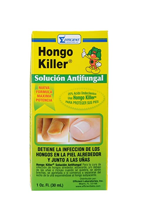 Hongo killer antifungal solution - 1 oz: Amazon.ca: Beauty