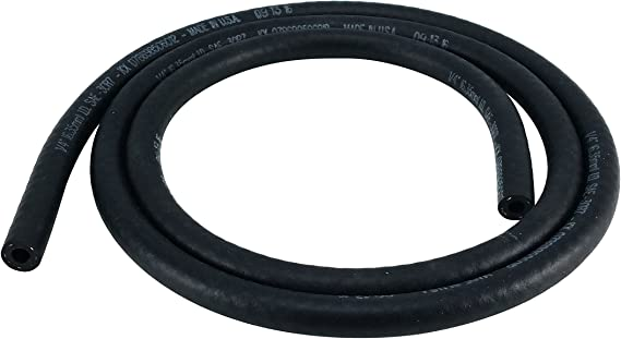 Roll of 1//4 ID Fuel Line SAE 30R6 Lawn Mowers GHGW 10 ft Automotive Small Engines