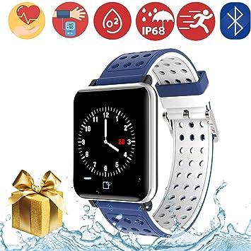 PTHTECHUS Smartwatch Fitness Tracker -1.3 Reloj Inteligente IP67 ...