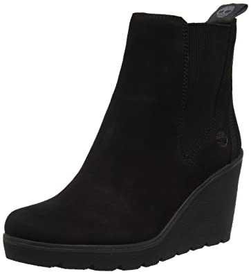 a3071cb647df Timberland Women s Paris Height Chelsea Boots  Amazon.co.uk  Shoes ...