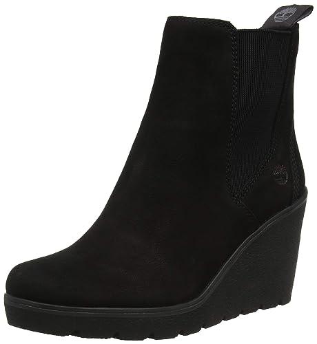 Timberland Paris Height, Botas Chelsea para Mujer: Amazon.es: Zapatos y complementos