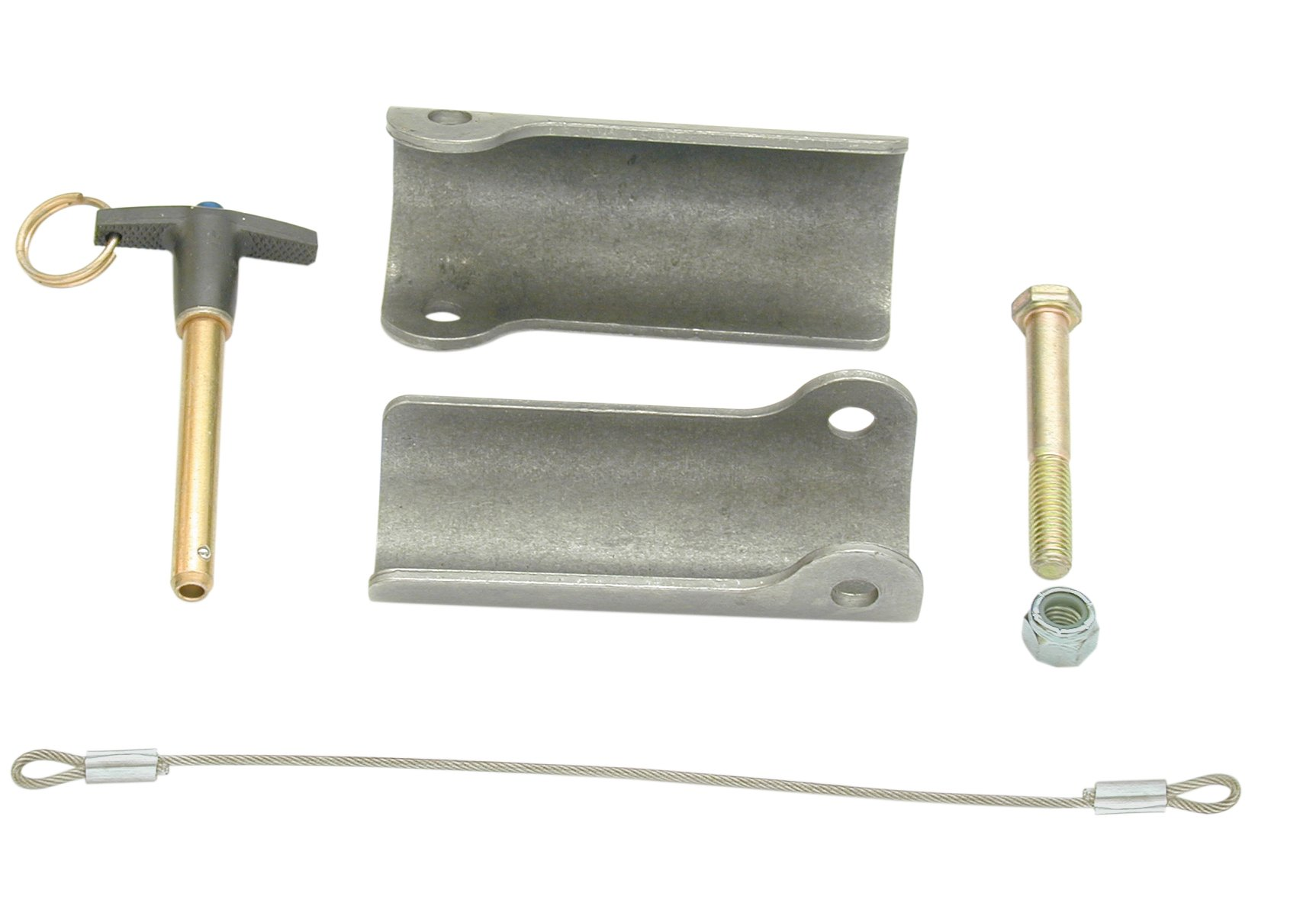 Competition Engineering C3182 1-3/4'' Tube Swing Out Door Bar Kit