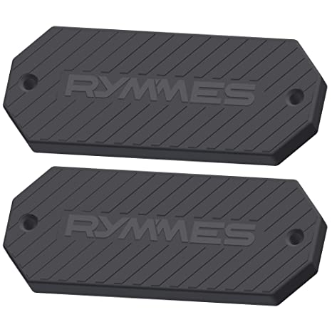 RYMMES Gun Magnet Mount Holder (45 lbs Rated) - Magnetic Holster for  Handgun, Rifle, Pistol, Revolver, Shotgun, Airsoft, Magazines - Concealed  Your