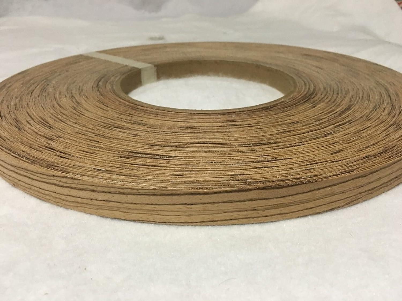 """Alder Pre Glued 7//8/""""x250/' Wood Veneer Edge Banding"""