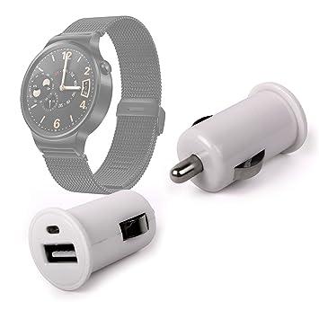 DURAGADGET Cargador De Coche para Huawei Watch/Talkband B2-1 ...