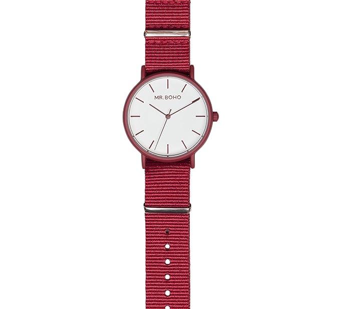 MR.BOHO Reloj Pearl Cherry Gomato