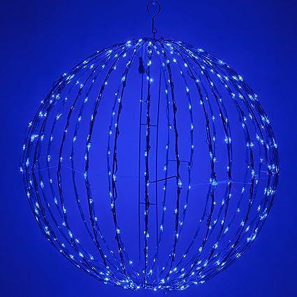 outdoor sphere lights outside led light ball indoor outdoor christmas balls spheres sphere amazoncom balls