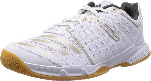 adidas Essence 12, Chaussures de Handball Femmes, Blanc