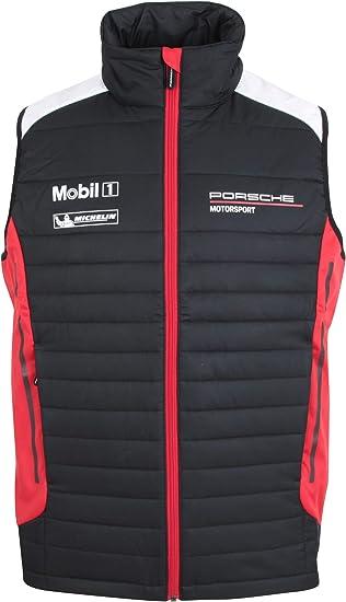 Porsche Motorsport Herren Weste Jacke Funktionsweste Schwarz Eu S Us Xs Auto
