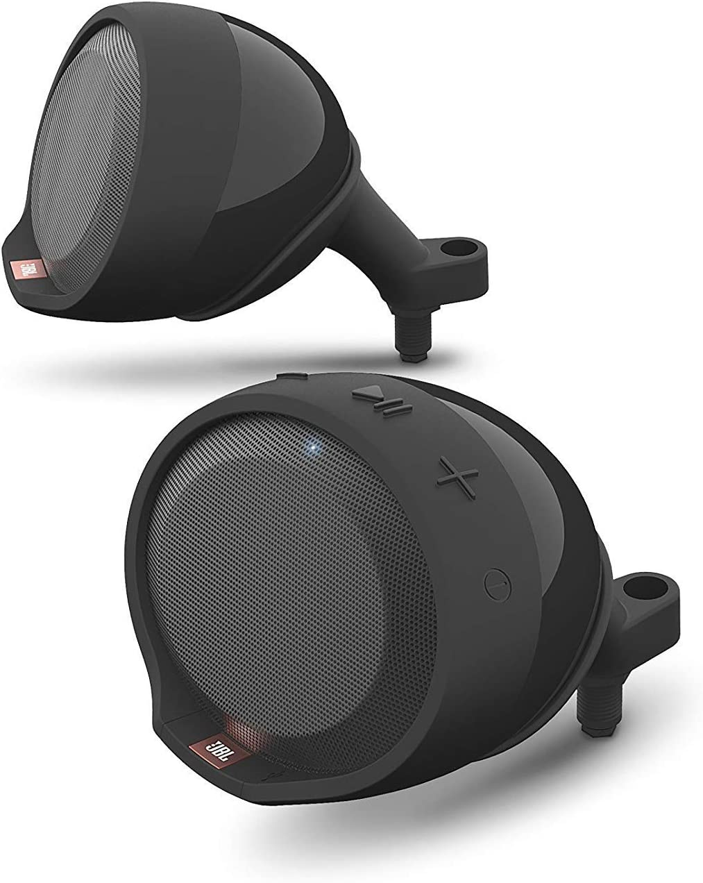 """Side by Side Bluetooth Audio System with 1.875/"""" Tube Clamps JBL CRUISE UTV"""