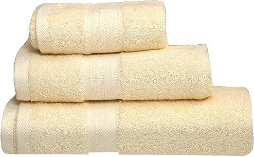 Nimsay Home - Toalla de rizo (100% algodón egipcio, 600 g/m² ...