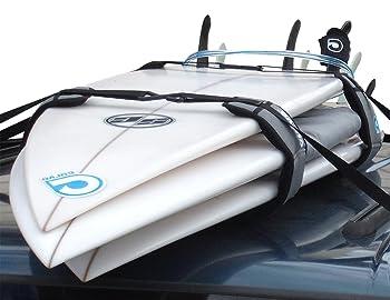 Curve Lockdown Premium Surfboard Soft Rack