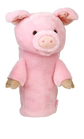 Daphnes Pig - Funda Creativa para Palos de Golf, Color Rosa ...