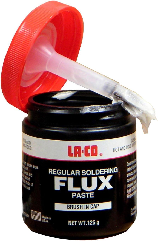 LA-CO - Pasta fluida para soldar, 125 g