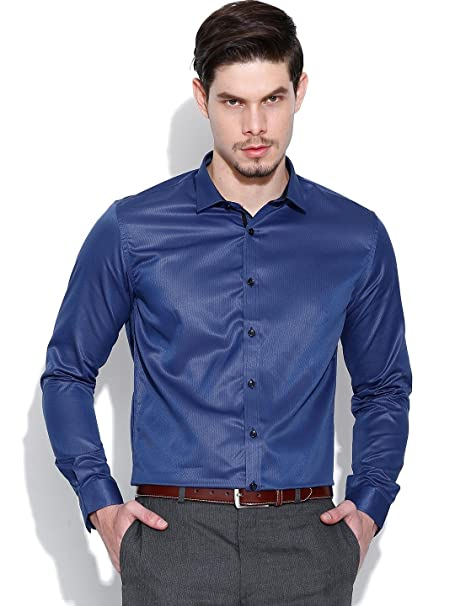 disfruta del mejor precio salida de fábrica grandes variedades Diseño de la tela Auto Mixta Mangas largas formal camisa ...