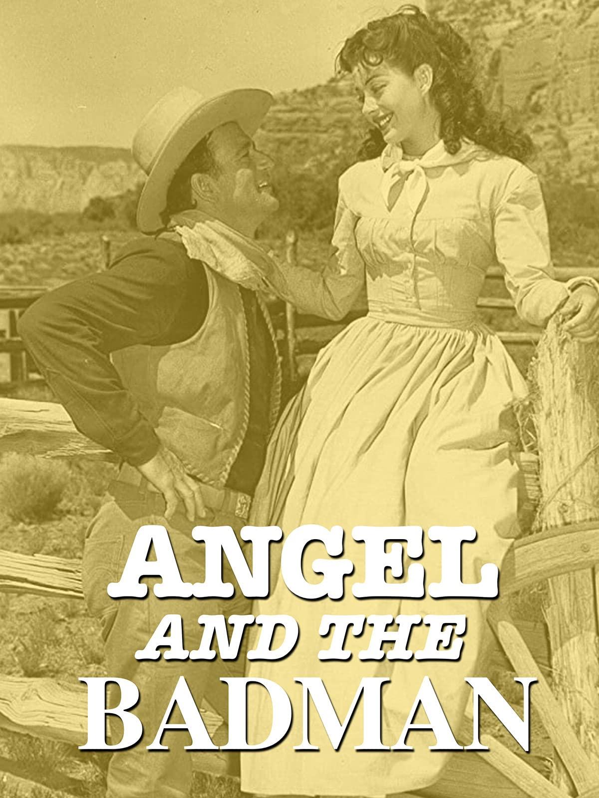 Angel And The Badman on Amazon Prime Video UK