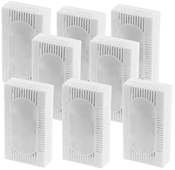 Pearl Kühlschrank Luftreiniger 8er Set 3in1 Kühlschrank Frisch