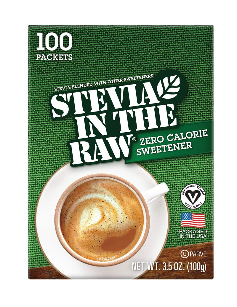 Stevia in The Raw, Packets