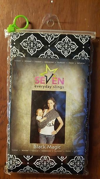 Amazon Com Seven Everyday Slings Size 4 Black Magic Child