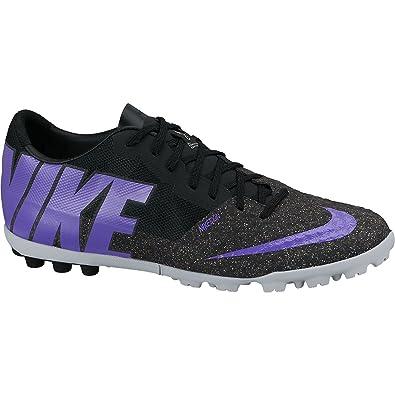 Nike Bomba Finale II - Botas de fútbol de material sintético para hombre black/purple