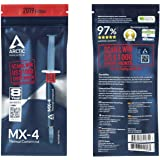 Arctic MX-4-4G 2019 Edition Thermal Compound Paste for All Coolers,Heat Sink Paste,Carbon Based High Durability, with…