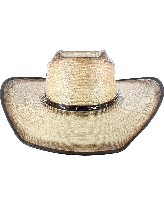 Cody James Men s Palm Leaf Cowboy Hat - Cc2bext at Amazon Men s Clothing  store  19f12ac17e00
