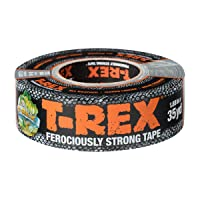 Deals on T-Rex Ferociously Strong Duct Tape 1 Roll 35 Yards