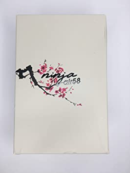 Air58 Ninja - Cherry Blossom (Red): Amazon.es: Electrónica